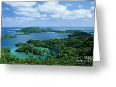 Fiji Vanua Balavu Greeting Card