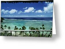Fiji, Wakaya Island Greeting Card
