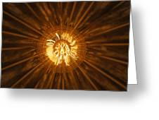 Filament Greeting Card