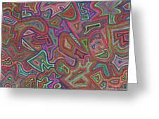File 003 Greeting Card