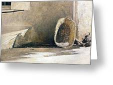 File7297 Andrew Wyeth Greeting Card