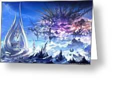 Final Fantasy Xiv A Realm Reborn Greeting Card