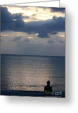 Find Your Peace  Greeting Card
