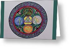 Finding Balance Greeting Card