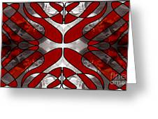 Finding Light In Life Abstract Illustrations By Omashte Greeting Card