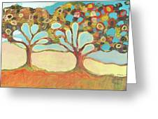 Finding Strength Together Greeting Card