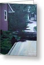 Findley Alley Greeting Card