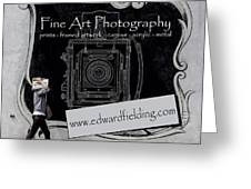 Fine Art Photography Greeting Card