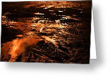 Fire And Water 2 Greeting Card