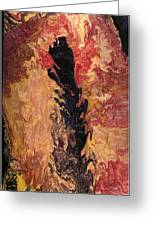 Fire - Elemental Spirit Greeting Card