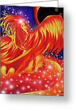 Fire Fairy Greeting Card
