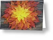 Fire - Reynoldstown - Atlanta, Ga Greeting Card