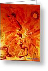 Firebrand Greeting Card