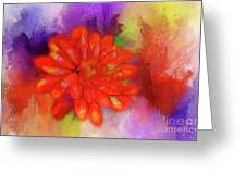 Fireflower Greeting Card