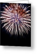 Firework Beauty Greeting Card