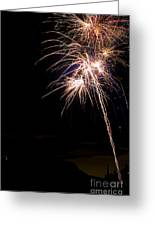 Fireworks   Greeting Card by James BO  Insogna