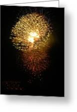 Fireworks-1 Greeting Card