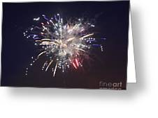 Fireworks-1 Greeting Card