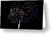 Fireworks 12 Greeting Card