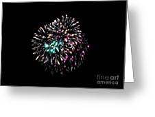 Fireworks 19 Greeting Card