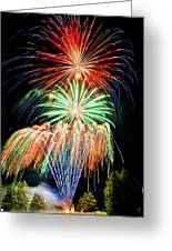 Fireworks No.1 Greeting Card