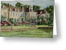 Firle Place England Greeting Card