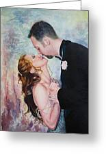 First Dance Greeting Card
