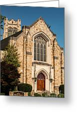 First Evangelical Presbyterian Church Greeting Card