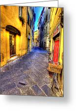 First Light Lucca Greeting Card