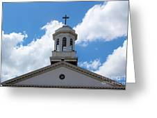 First United Methodist Of Plant City Fl Greeting Card