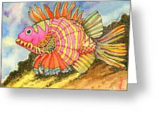 Fish #1 Greeting Card