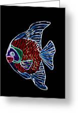 Fish Tales Greeting Card