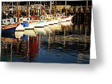 Fisherman's Wharf Marina Visit Www.angeliniphoto.com For More Greeting Card by Mary Angelini