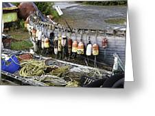 Fishermen's Supplies Greeting Card