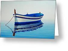 Fishing Boat II Greeting Card