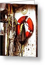 Fishing Life Greeting Card