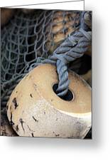 Fishing Net Greeting Card