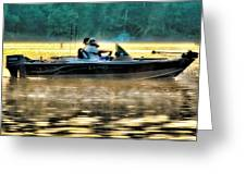 Fishing Trip Greeting Card