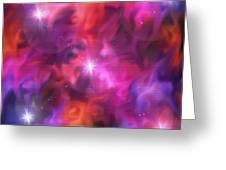 Five Elements Greeting Card