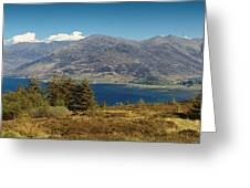 Five Sisters Of Kintail Greeting Card