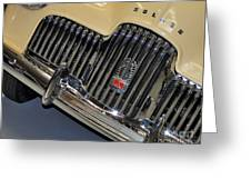 Fj Holden - Front End - Grill Greeting Card
