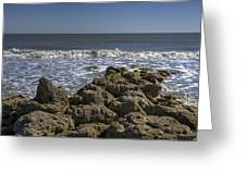 Flagler Beach 3 Greeting Card