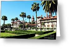 Flagler College Greeting Card