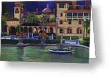 Flagler College II Greeting Card