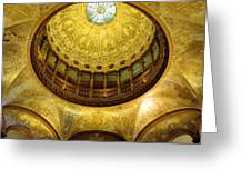 Flagler College Rotunda II Greeting Card