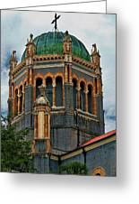 Flagler Memorial Presbyterian Church 3 Greeting Card