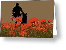 Flanders Fields 11 Greeting Card