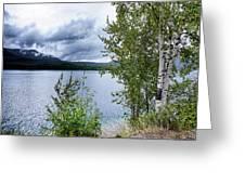 Flathead Lake 5 Greeting Card