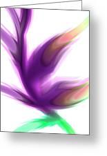 Fleur De Lumiere 02 Greeting Card