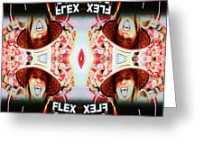 Flexcam 3 Greeting Card